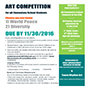 Elementary School Art Competition